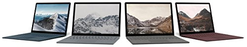 Microsoft Surface Laptop (Intel Core i7, 8GB RAM, 256 GB) - Cobalt Blue (Renewed)