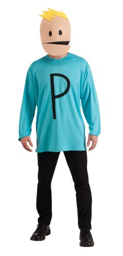 South Park Phillip Costume, Blue, One Size
