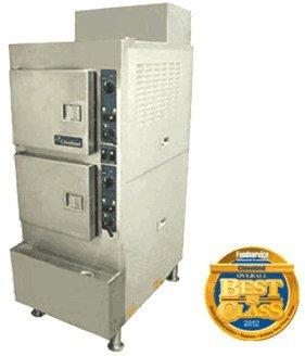 - Cleveland 24CGA6.2S Gas Pressureless Convection Steamer