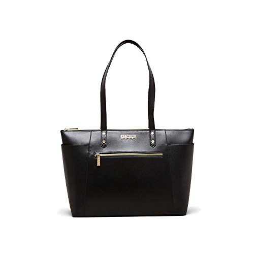 Kenneth Cole Reaction Downtown Darling A-Frame Business Tote, Black by Kenneth Cole REACTION (Image #3)