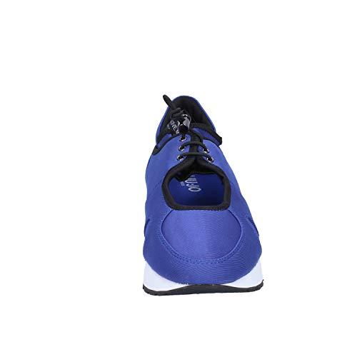 Tissu Bleu Femme Noir Liu Fuchsia Jo May Tecno Sneaker EwEITq8