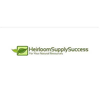 HeirloomSupplySuccess 1000 Heirloom Common Oats Seeds: Everything Else