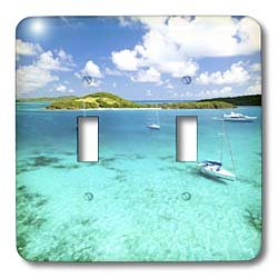 3dRose lsp_74793_2 St. Vincent and The Grenadines, View f...