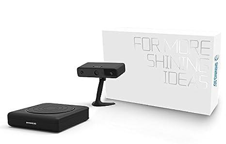 Escáner 3D Shining 3D Einscan-S: Amazon.es: Industria, empresas y ...
