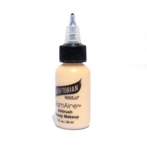 Graftobian GlamAire AirBrush Makeup 1oz, Silk Sprite (C)