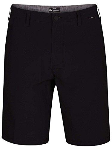 Hurley Spandex Shorts (Hurley Phantom Hybrid Shorts - Black - 36)