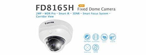 Vivotek FD8181 Network Dome Camera - 5 MP - Day/Night by DVRunlimited (Vivotek Dvr)