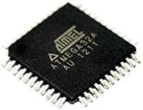 5PCS ATMEL ATMEGA32A ATMEGA32A-AU TQFP-44 IC NEW Z4