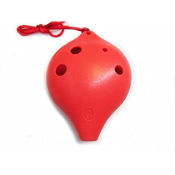 Image result for ocarina blue plastic red