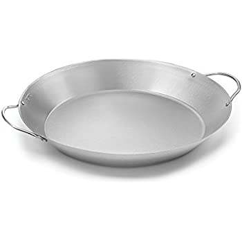 Amazon.com: Outset qs68 Paella, acero inoxidable: Kitchen ...