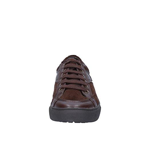 Uomo Sneaker Pelle Lumberjack Marrone Lumberjack Sneaker w7qYqt