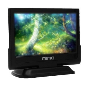 Mi Mo UM-1000 Magic Monster 10.1'' LCD Monitor, Black