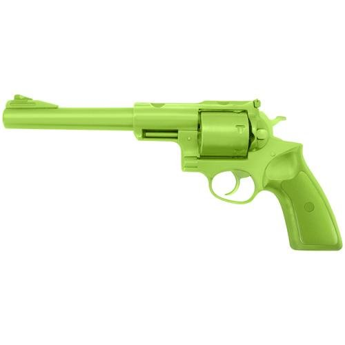 Cold Steel (92RGRH) Ruger Super Redhawk Rubber Training Revolver, Green