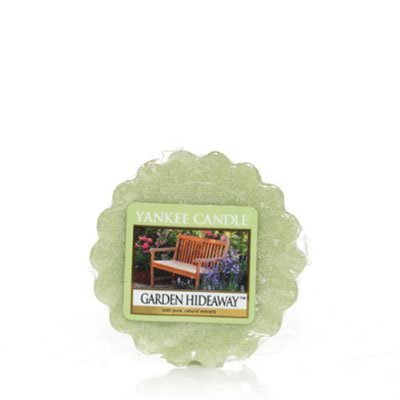 Yankee Candle Garden Hideaway Tart for sale  Delivered anywhere in USA