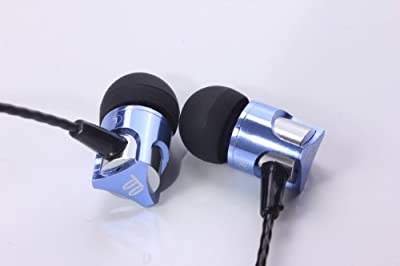 FIDUE A63 In-Ear Noise Isolating Earphones Heaphones with Dynamic Driver