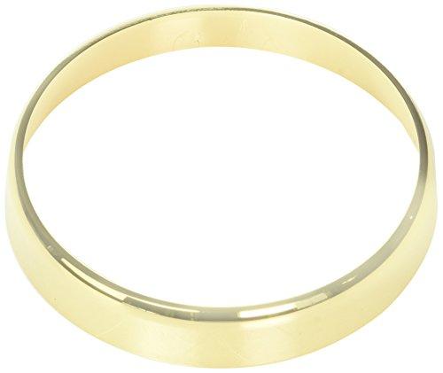 Steamist 9355-pg Anillo embellecedor para chroma Sense luz–pulido oro de 24K