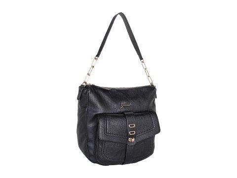 Guess Handbag Ladies Tremont Shoulder Bag in Black, VG392902