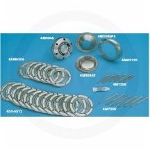 Supertrapp Disc Bolts 6 PK Disc Based Exhausts