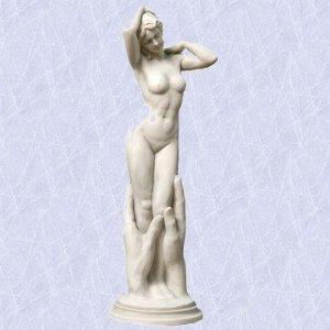 Medieval Venus Statue Greek Goddess Sculpture Garden (the Digital Angel)