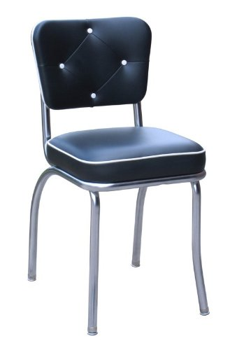 Gentil Lucy Diner Chair Black