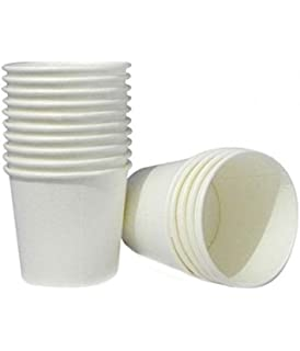 Paper Cup 200 Ml Pack Of 100 Pcs