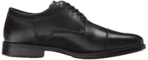 Murphy Calfskin Men's Black Johnston Waterproof Toe amp; Oxford Branning Cap 1qz4xH57
