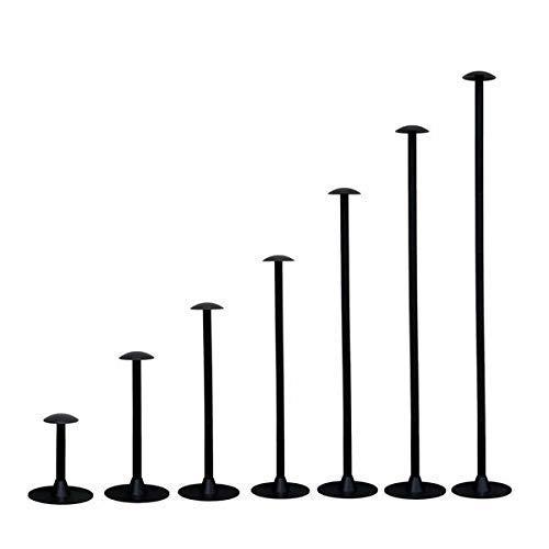 Abnehmbare Teile erm/öglichen einfache H/öhenverstellung Infradesktrading Gr/ö/ßenverstellbare Planenspanner Support Pole f/ür Boote Aller Art Gr/ö/ße 21-145cm