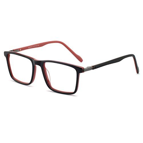 CCI CHIARI Fashion Glasses Frame Blue Light Blocking for Computer Men's Eyewear (Anti-Blue Light) UV400 ()