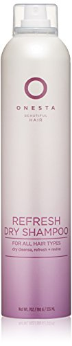 Onesta Hair Care Refresh Dry Shampoo, 7 oz.