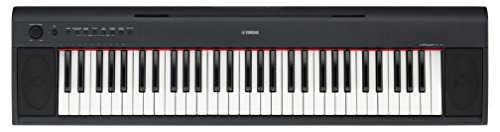 Yamaha Piaggero NP11 61-Key Lightweight Compact Portable Keyboard by Yamaha