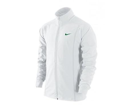 it Uomo Rf Tennis Federer Roger M Amazon Biancoverde Giacca Nike FaTZSZ