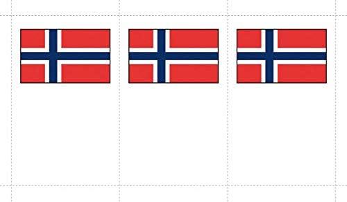 Lindner Flaggen-Sticker 630: Deutschland 54 verschiedene L/änder zur Auswahl 6er Packung