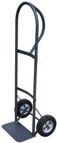 Milwaukee Handles (Milwaukee Hand Trucks 30020 P-Handle Truck with 8-Inch Puncture Proof Tires)