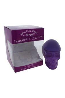 Ed Hardy Roses - Ed Hardy Skulls and Roses Chalk Edition Eau de Parfum Spray for Women, 3.4 Fluid Ounce