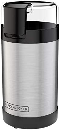 BLACK+DECKER , 2/3 Cup Coffee Bean Capac