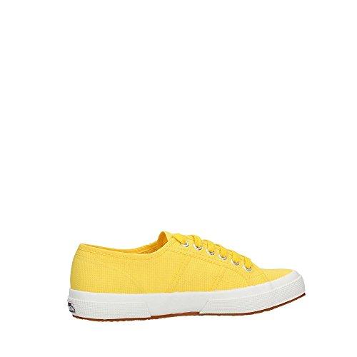 Adulto Sunflower Yellow Sneakers Superga Unisex Uxwgcz