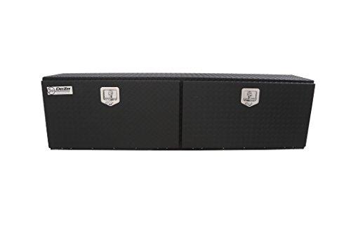 Box Aluminum Tool Professional (Dee Zee DZ79TB Black-Tread Aluminum Underbed Tool Box - 72