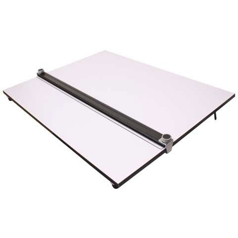 Art Alternatives - Parallel Straightedge Drawing & Drafting Board - 20'' x 26'' by Art Alternatives