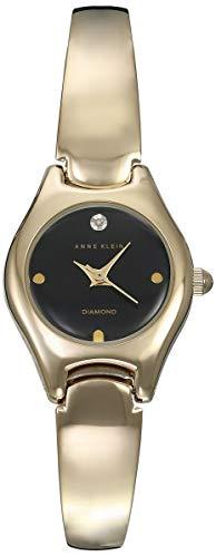 ساعت مچی زنانه آنه کلاین مدل AK-2554BKGB با بدنه استیل