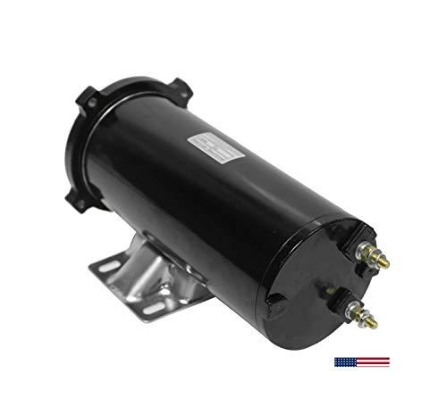 1800 RPM Salt Spreader Motor Auger for Snow-Ex Sp8500 Sp2400 Sp7500 Sp755 Sp9500