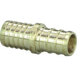1/2'' PEX x Poly Adapter Coupling