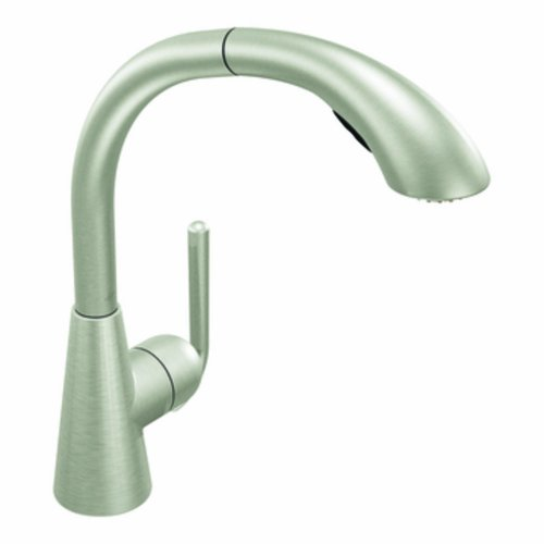 Moen Stainless Steel Spray Faucet - 5