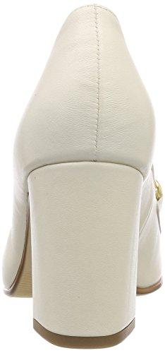 Högl 5-10 7020 1400, Scarpe con Tacco Donna Bianco (Ivory)