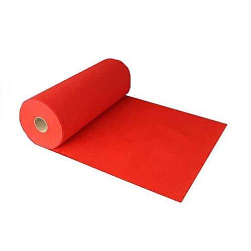 PARTYRAMA.CO.UK 10M X Prestige Heavy Duty Red Carpet Runner