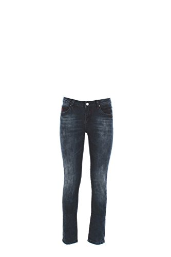 Jeans Donna Blue Rose 30 Denim Odette Autunno Inverno 2016/17