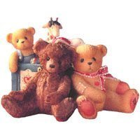 Cherished Teddies Heather and Friends - Remembering The Simple Pleasures Of Childhood 662038
