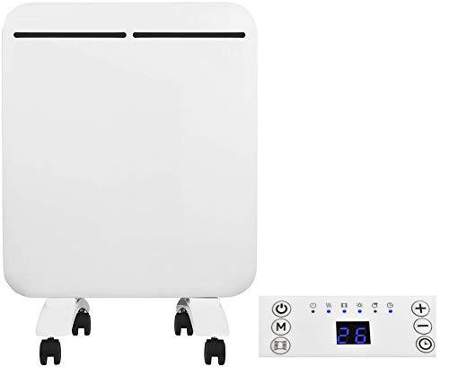 MYLEK 500W Electric Panel Heater - Low Energy - Wall Mounted / Free...