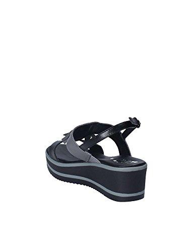 Noir 21220 GRACE Femmes Sandales SHOES gIAvZW5