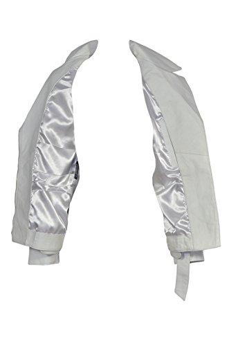Smart Range - Blouson - Manches longues - Femme Blanc Blanc