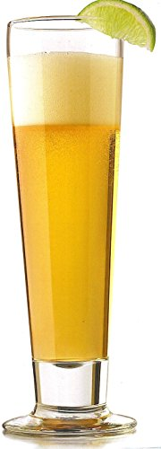 Libbey Occasions Pilsner Glasses, Set of -